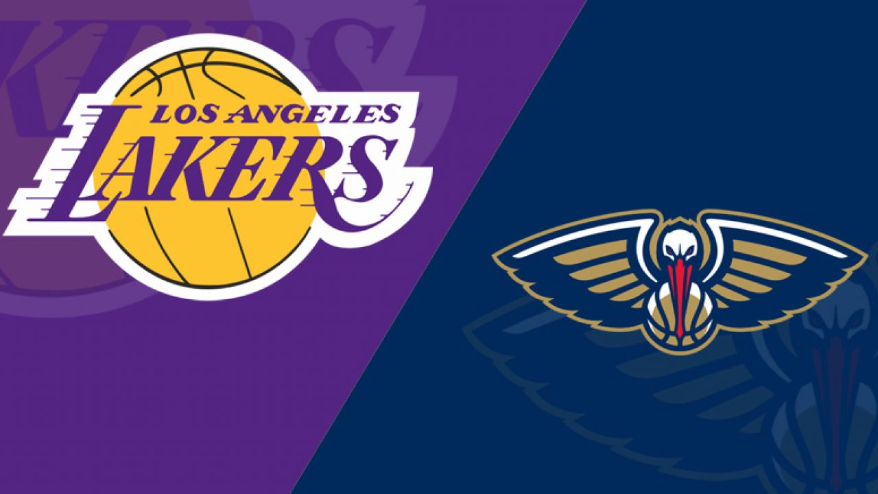 NBA Betting Preview - Los Angeles Lakers at New Orleans ...