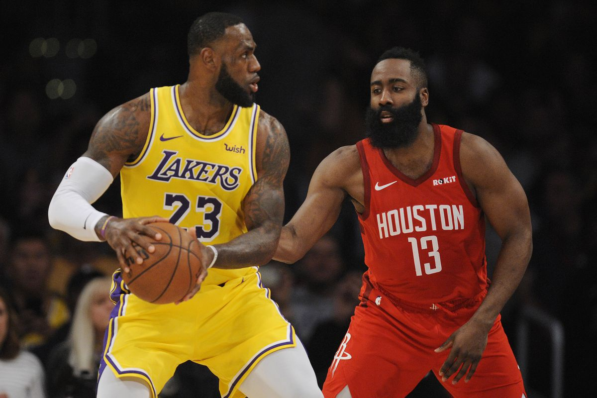 Rockets vs lakers betting line matched betting guide australia weather