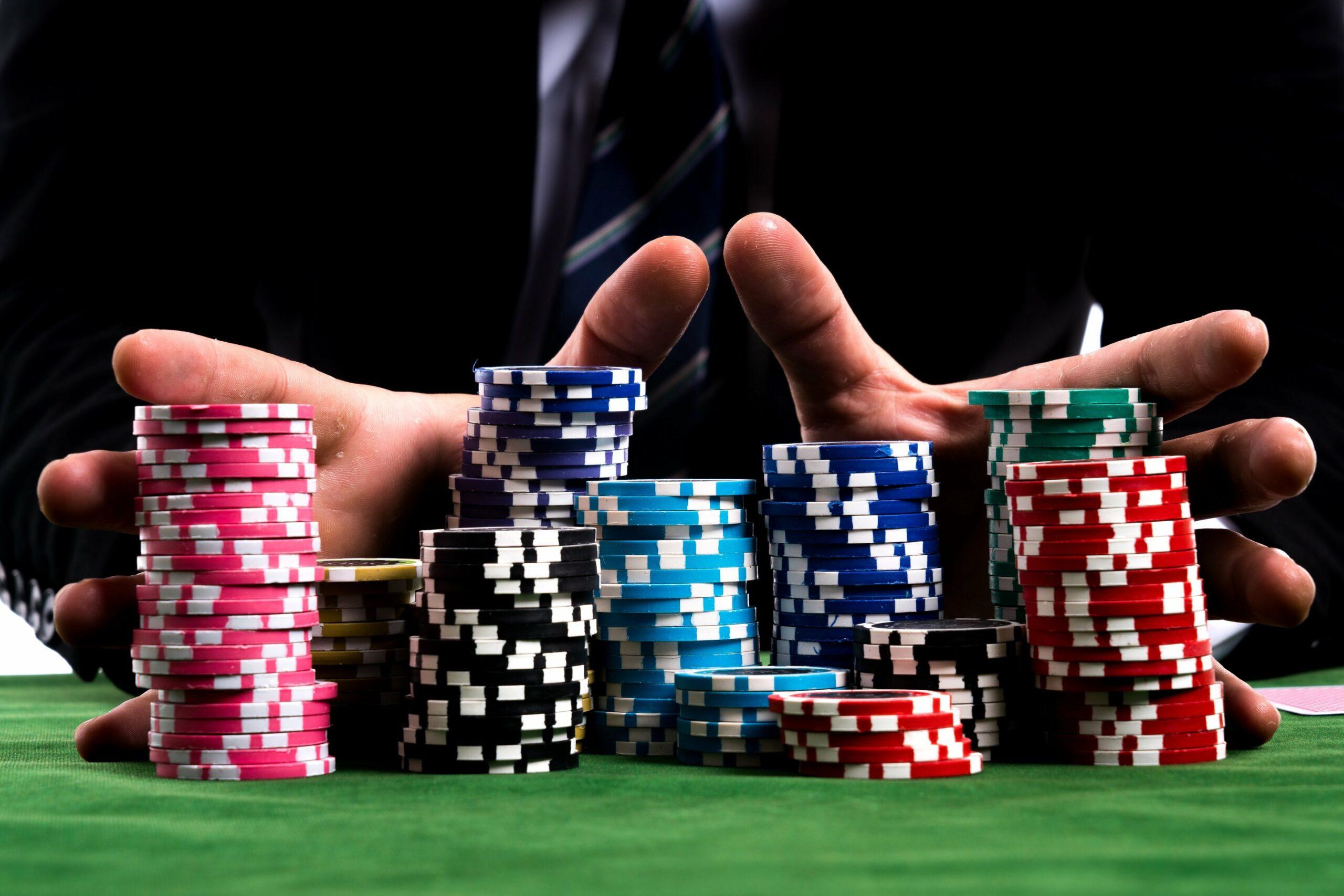 poker player vs sports betting