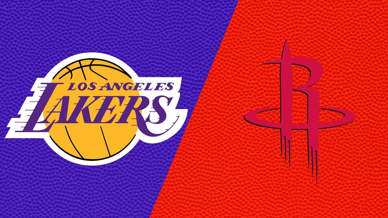 Los Angeles Lakers Vs Houston Rockets Odds Preview Picks Bigonsports